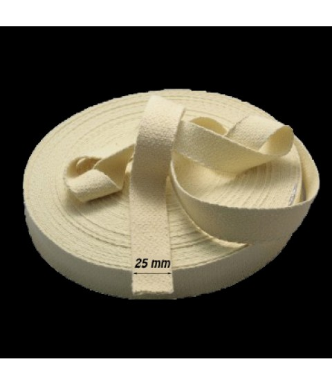 25mm Kevlar® Fire Wick - Price per Metre