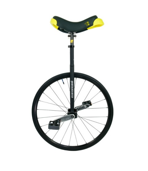 Qu-Ax BAD Black Witch Racing Unicycle