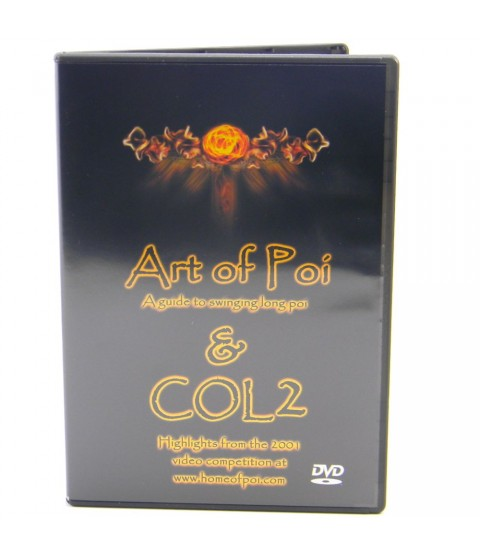Art of Poi DVD