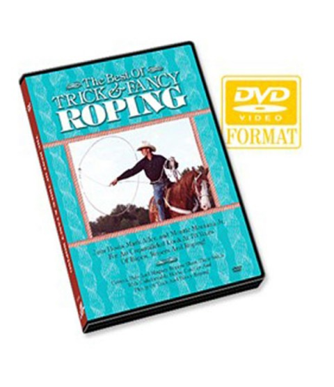 The Best of Trick & Fancy Roping - DVD