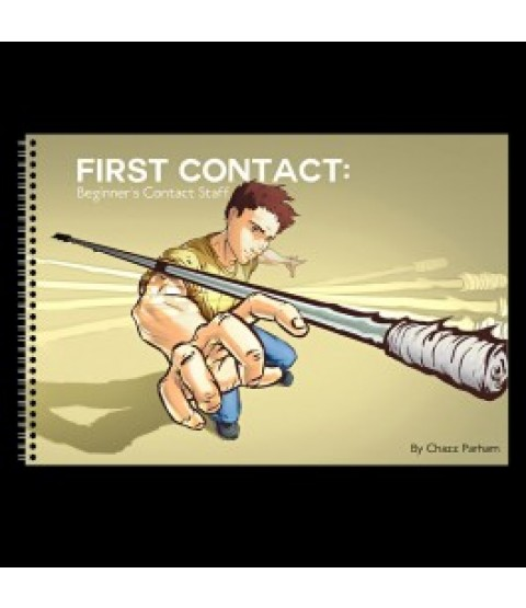 First Contact: Beginners Contact Staff Book