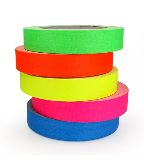 Pro Gaff Fluorescent Hoop 'Gaff' Tape - 25mm