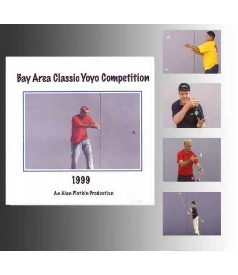 International Jugglers' Association 1999 Bay Area Classic Yoyo Competition