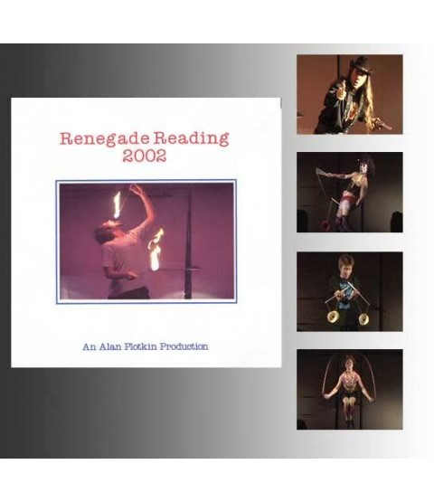 International Jugglers' Association 2002 Reading Renegade