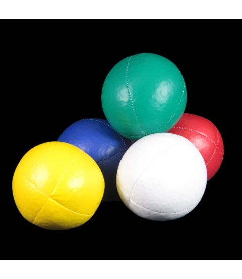 Solid Colour Pro Thud Juggling Ball 120g
