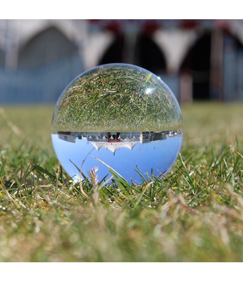 Juggle Dream Crystal Clear 75 mm Acrylic Ball