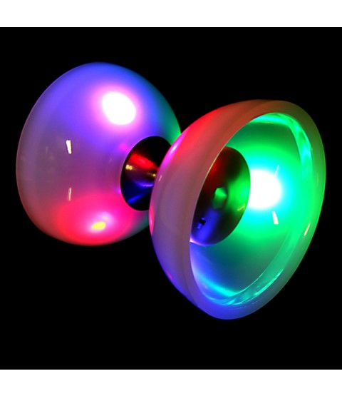 Juggle Dream 'Lunar-spin' Diabolo with Light Kit