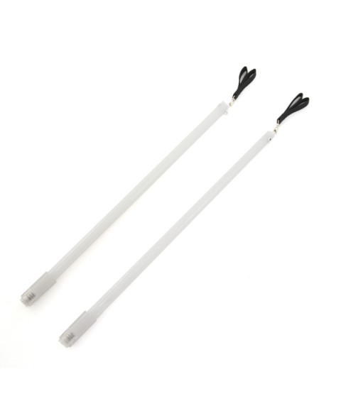 Juggle-Light Multi-Light Swinging Flow Batons (Pair)