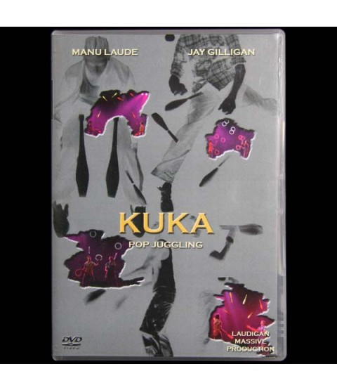 KUKA Pop Juggling DVD (Club Juggling DVD)