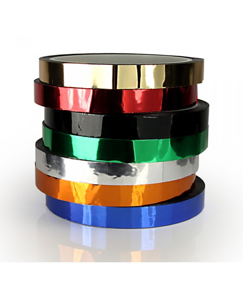 Metallic 'Pro Gaff' Pro Sheen Tape - 12mm - 23m