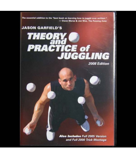 Jason Garfield - Theory and Practice of Juggling