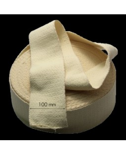 100mm Kevlar® Fire Wick - Price per Metre