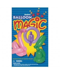 Qualatex Balloon Magic Mini Book