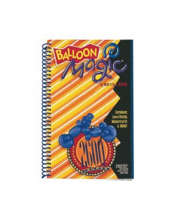 Qualatex Balloon Magic 260Q Figure Book