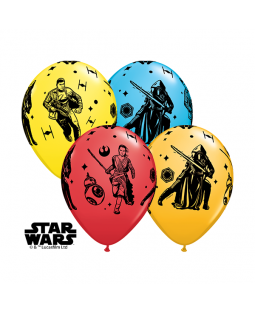 "Qualatex 11"" Star Wars Episode VII Balloons"