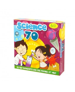 Science Kit - 70 Experiments