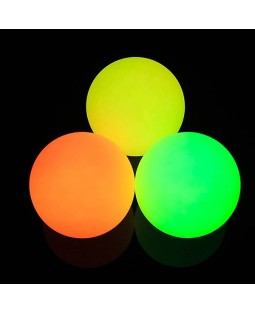 Oddballs 70mm Multi-function LED Glow ball - Twist