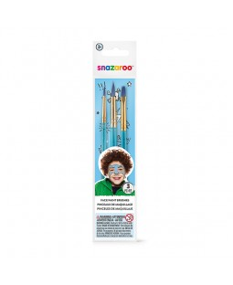 Snaz Brush Set - Pack of 3 / Boy