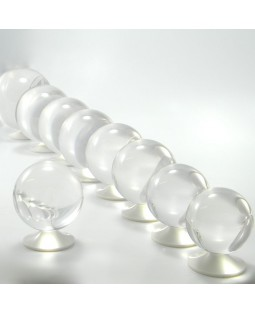 70mm Clear Acrylic Contact Juggling Ball