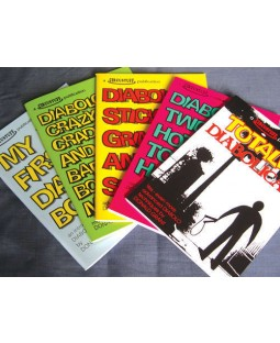 All the Donald Grant Diabolo Books