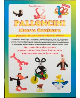 New Balloon Sculptures (Balloon Book)
