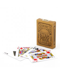 Bicycle Steam Punk Playing Card Deck