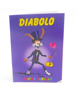Mr Babache Diabolo Booklet (Diabolo Booklet)