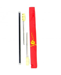 Cougar Fire Staff - 1.4 m (100 mm)