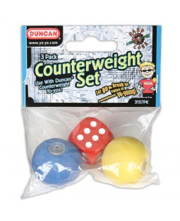Duncan Counter Weight 3 pack