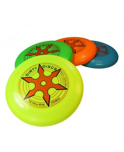 FlyFrisbees Dirty Discs - Ninja Star 175gr
