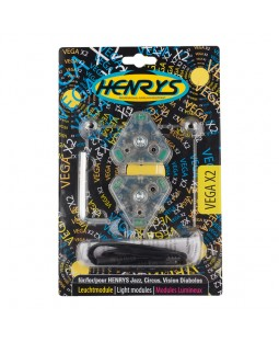 Henry's VEGA X2 Diabolo LED Kit