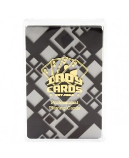 Indy Plastic Playing Cards - Diamond Back