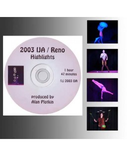 International Jugglers' Association 2003 Reno Highlights