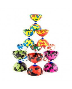 Juggle Dream Jester Medium Diabolo - Various Colours Available