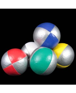 Silver / Colours Pro Thud Juggling Ball 120g