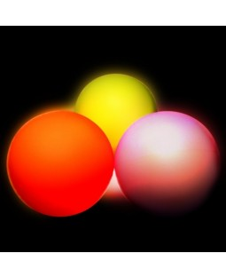 Juggle Dream 95mm LED Contact Ball  - Multi-function