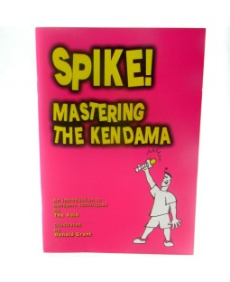 Spike! Mastering the Kendama Book