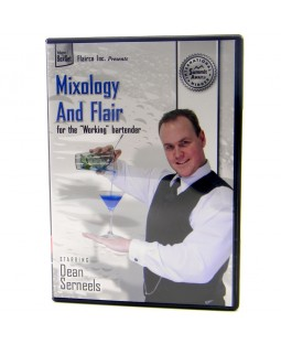 Mixology and Flair DVD Vol 1