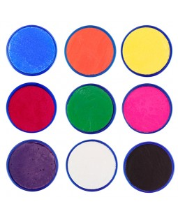 Snazaroo 18ml Face Paint Pots