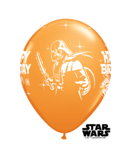 "Qualatex 11"" Star Wars Birthday Balloons - Various Colours - Party Bag"