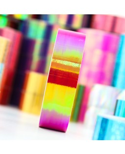 Top Flight Iridescent Tape - 24mm / 20m - Various Colours Available