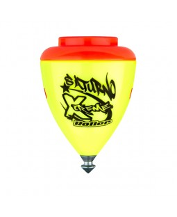 Trompos Space Saturno Xtreme Spinning Top - Roller Tip - Various Colours Available