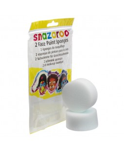 Snazaroo High Density Sponge x 2