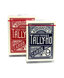 Tally Ho Playing Card Deck